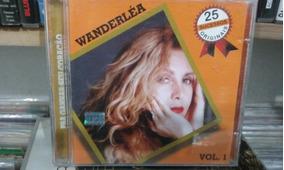 Cd Wanderléa - Vol. 1 25 Sucessos Originais