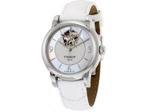 Relógio Tissot Powermatic 80 Automático Feminino Pérola