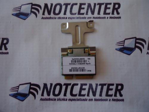 Imagem 1 de 2 de Placa Wireless Notebook Semp Toshiba Is 1414 Envio Por Carta