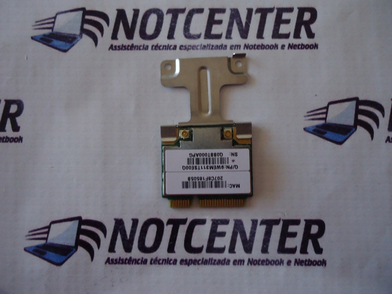Placa Wireless Notebook Semp Toshiba Is 1414 Envio Por Carta