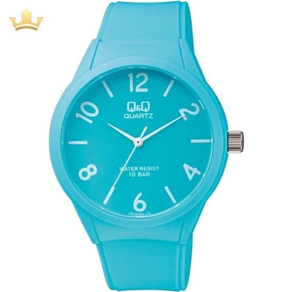 Relógio Q&q By Japan Feminino Vr28j020y C/ Garantia E Nf