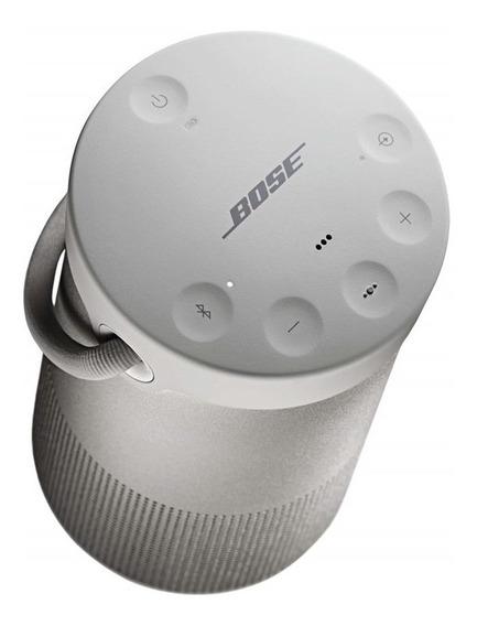 Alto-falante Bluetooth, Bose, Soundlink Revolve+, Cinza