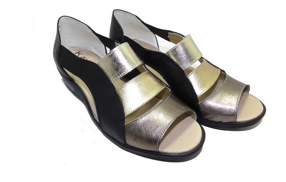 Sandalia Cuero Pretemporada -calzados Union- Art 1503