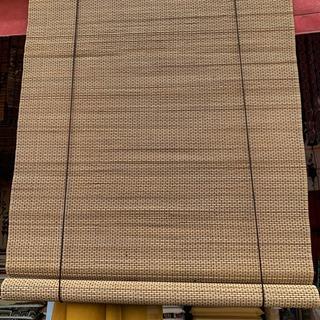 Cortina De Bambu Esterilla Enrrollar Mimbre 90 X 120