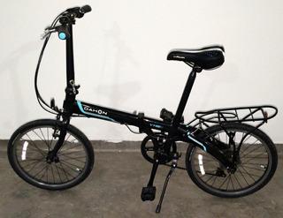 Bicicleta Dobrável Dahon Vybe