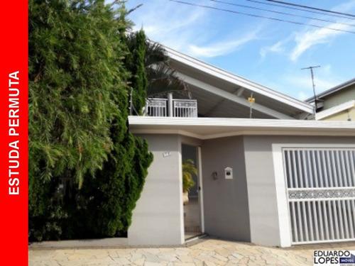 Casa À Venda - Jardim Esplanada I - Indaiatuba Sp - Ca01449