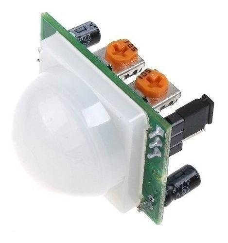 Sensor Modulo Pir Infrarrojo Tipo Alarma Nueva Córdoba