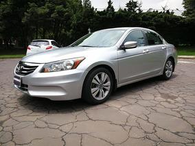 Honda Accord Ex L 2.4 Automático | Segundo Dueño | Impecable