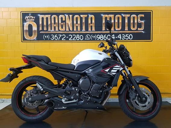 Yamaha Xj6 N - Branca - 2017 Km - 16.000. - 1197740-7013