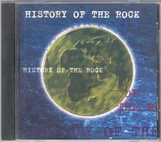 Varios Interpretes - History Of The Rock Cd