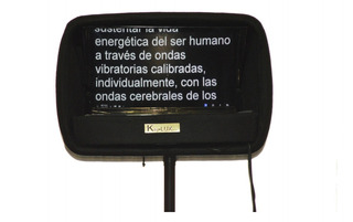 Teleprompter Prompter Para Tablet 10 Pulgadas Con Brazo
