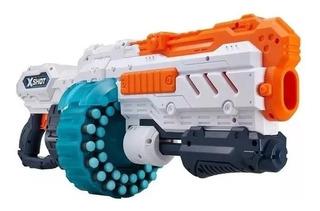 Pistola Lanza Dardos X-shot Turbo Advance 100 Piezas 36136