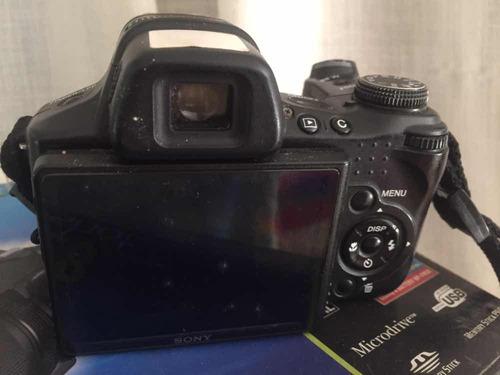 Câmera Semi Profissional Sonydsc.hx1 Cybershot 20.c/manual