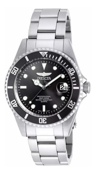 Reloj Hombre Invicta Acero Inoxidable Caballer Original 8932
