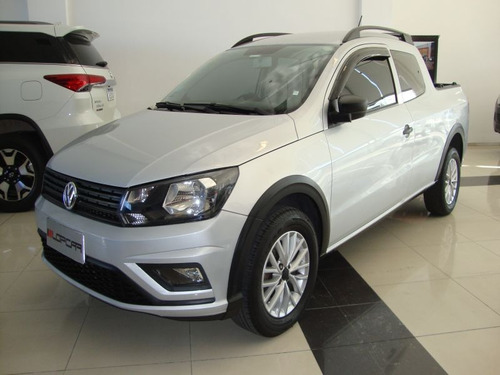 Volkswagen Saveiro 1.6 Highline Dc Pick-up