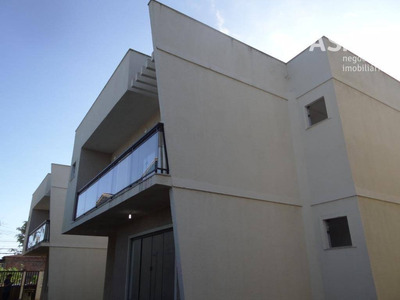 Casa Singular, Com 140 M², 4 Qts, Sendo 3 Suítes, Acabamento De Primeira, Vaga De Garagem, - Extensão Do Bosque - Rio Das Ostras - Ca0307