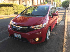 Honda Fit 1.5 Fun At Cvt 2017