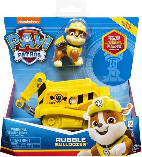 Excavadora De Rubble - Paw Patrol