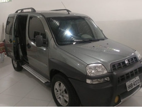 Fiat Doblo 1.8 Adventure Flex 5p
