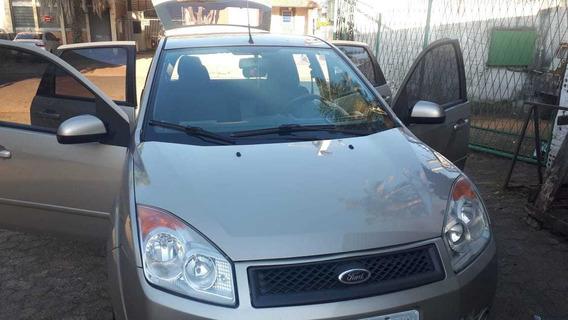 Ford Fiesta 2008 1.0 Com Central Multimidia E Camera De Ré
