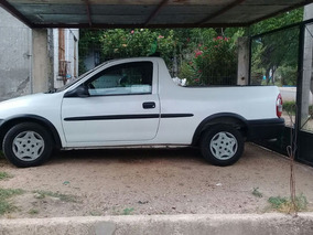 Chevrolet Corsa Pick Up, Motor 1.7 Hp 1999 Blanca 2 Puertas