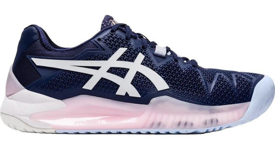 Tênis Asics Gel Resolution 8 Clay Feminino 1042a070-401