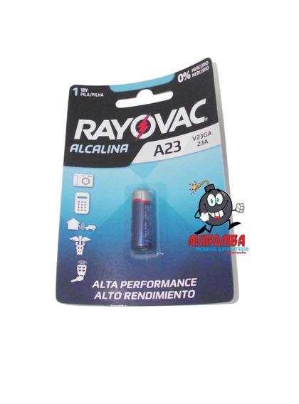 Pilha/bateria Alcalina Rayovac A23 V23ga