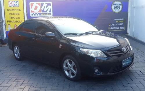 Toyota Corolla 1.8 Dual Vvt-i Gli (aut) (flex) + Gnv 2014