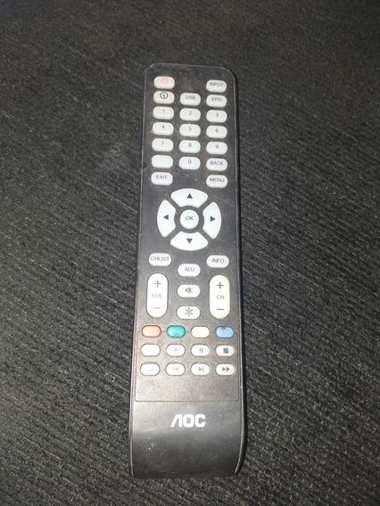 Controle Original Tv Aoc Modelo Cr 1994511