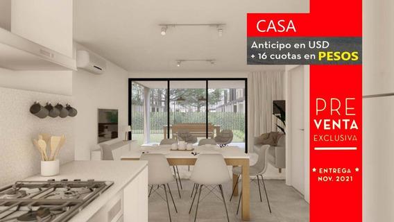 Casa   En Venta   Santa Ana Joven   Proyecto   2 Dormitorios   3 Ambientes   Eidicasas   Cuotas En Pesos   Financiación   Sin Expensas  villa Nueva     Buen Acceso  tigre