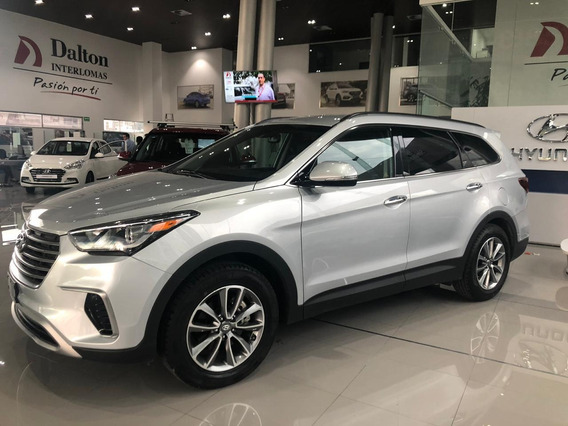 Nueva Hyundai Santa Fe Limited Tech 7 P 2019
