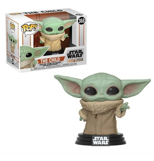 Funko Star Wars Baby Yoda The Child 368 Nuevo Original