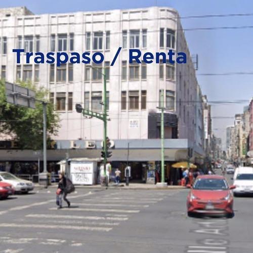 Traspaso De Local Comercial En Eje Central