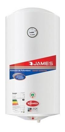 Calefon James 60lts Eficiencia Energética A Gtia Nnet