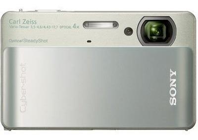 Camera Digital Sony Dsc Tx5 Cyber-shot Green