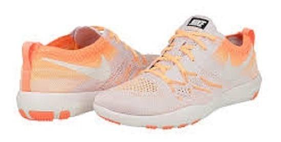 Oferta Zapatillas Mujer Nike Free Tr Focus Flyknit Us 7