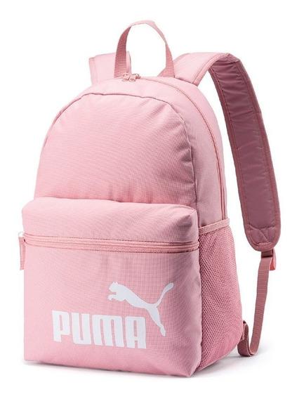 Mochila Puma Phase Ros/bla De Mujer