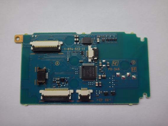 Circuito Principal Filmadora Sony Dcr-sr65e