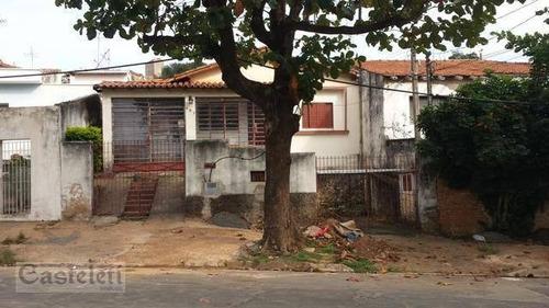 Casa Residencial  Jardim Guarani, Campinas. - Ca1484
