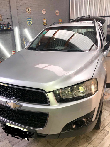 Chevrolet Captiva 2.4 Ls Mt Fwd 167cv 2013