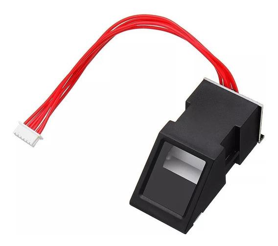 Módulo Sensor Leitor Biometrico Arduino Fpm10a Dy50