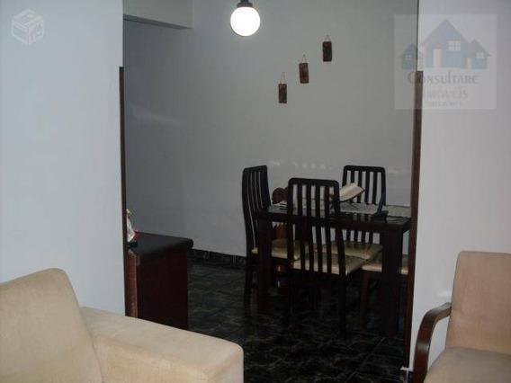 Apartamento Com 2 Dormitórios À Venda, 57 M² Por R$ 199.000,00 - Saboó - Santos/sp - Ap0637