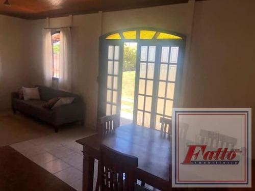 Chácara Para Venda Em Itatiba, Jardim Leonor, 3 Dormitórios, 1 Suíte - Ch0018_2-1166744