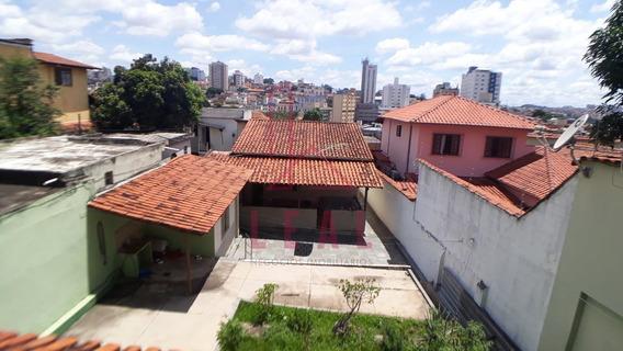 Casa À Venda, 5 Quartos, 2 Vagas, Sagrada Família - Belo Horizonte/mg - 786