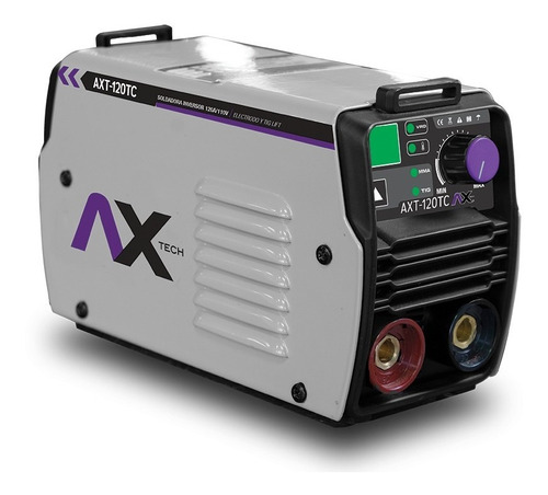Soldadora Inversora Mini Atx-120tc Ax Ultra