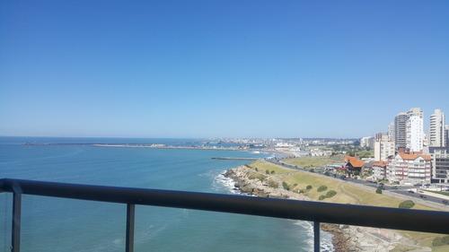 Imagen 1 de 14 de Alquiler Departamento Frente Al Mar 2 Ambientes Playa Grande