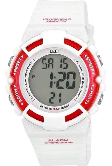 Relógio Q&q Feminino Original Garantia Nota M138j002y