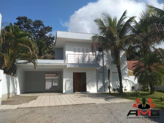Casa Com 4 Dormitórios - Módulo 30 - Riviera De São Lourenço - Ca0769