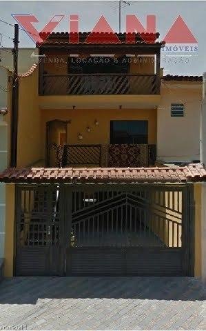 Imagem 1 de 1 de Casa Sobrado Para Venda, 3 Dormitório(s) - 3452