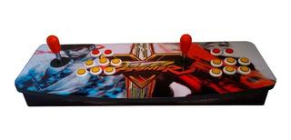Joystick Arcade Doble Perzonalizado!!!! Nuevos Garantia